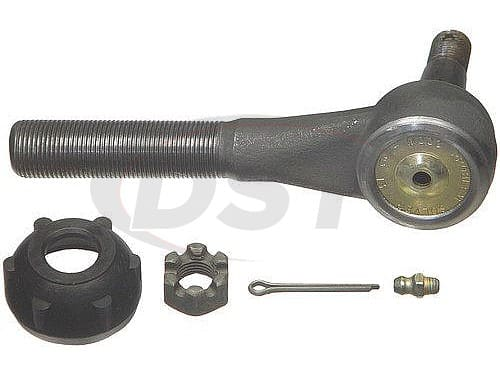 moog-es2078lt Front Outer Tie Rod End - Driver Side