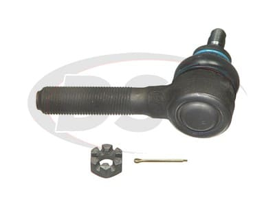 Moog Front Outer Tie Rod Ends for 230, 240D, 280CE, 280E, 300CD, 300D, 300TD, 450SEL
