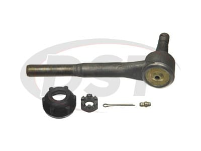 Moog Front Outer Tie Rod Ends for G10, G20, G30, G1500, G2500, G3500, Savana 3500