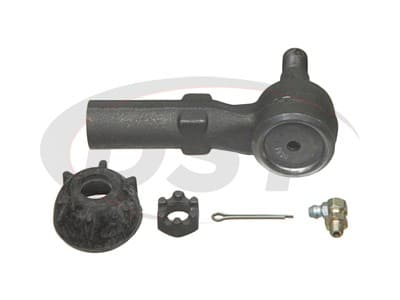 Moog Front Outer Tie Rod Ends for Probe, 626, 929, MX-6