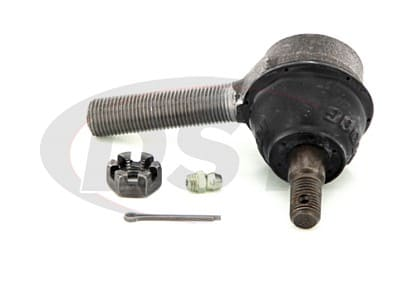 Moog Front Outer Tie Rod Ends for Bel Air, One-Fifty Series, Sedan Delivery, Two-Ten Series