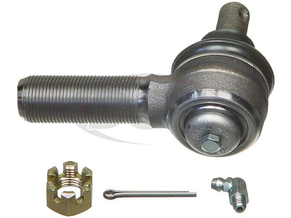 MOOG-ES2718 Front Outer Tie Rod End - Passenger Side