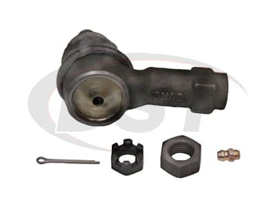 Moog Front Outer Tie Rod Ends for 4000, 4000 Quattro, 80, 80 Quattro, 90, 90 Quattro, Cabriolet, Coupe, Coupe Quattro, Quantum