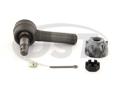 Moog Front Outer Tie Rod Ends for Ramcharger, W100, W150, W250