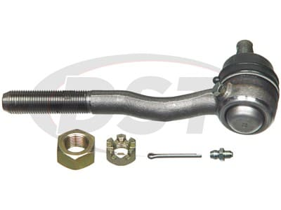 Front Inner Tie Rod End - Driver Side