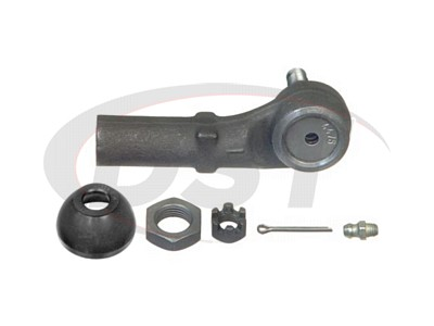 Front Outer Tie Rod End - Driver Side