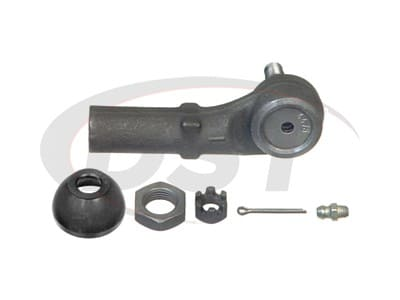 Moog Front Outer Tie Rod Ends for Contour, Mystique