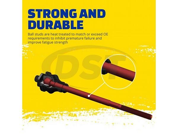 moog-es3489 Front Inner Tie Rod End