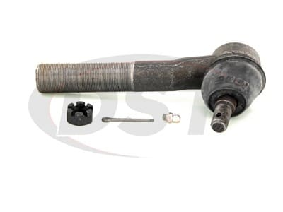 Front Outer Tie Rod End at Pitman Arm