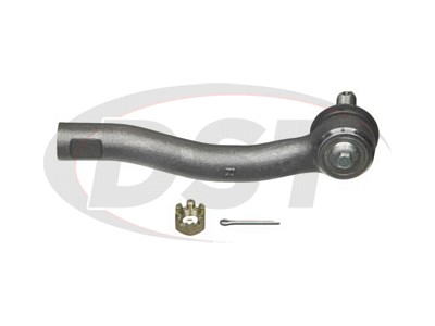 Front Outer Tie Rod End - Passnger Side