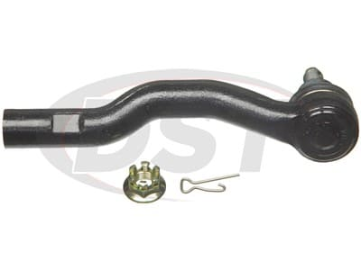 Front Outer Tie Rod End - Passenger
