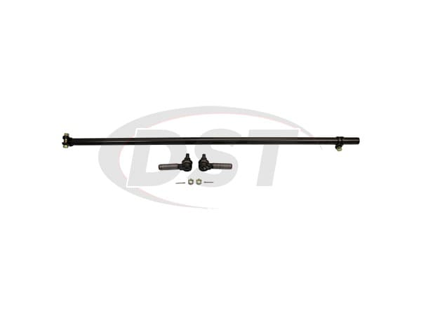 moog-es3563a Complete Tie Rod Assembly - Driver Side