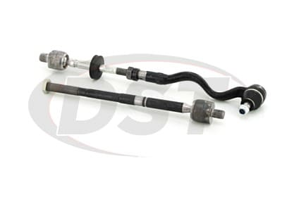 Complete Tie Rod Assembly - Driver Side