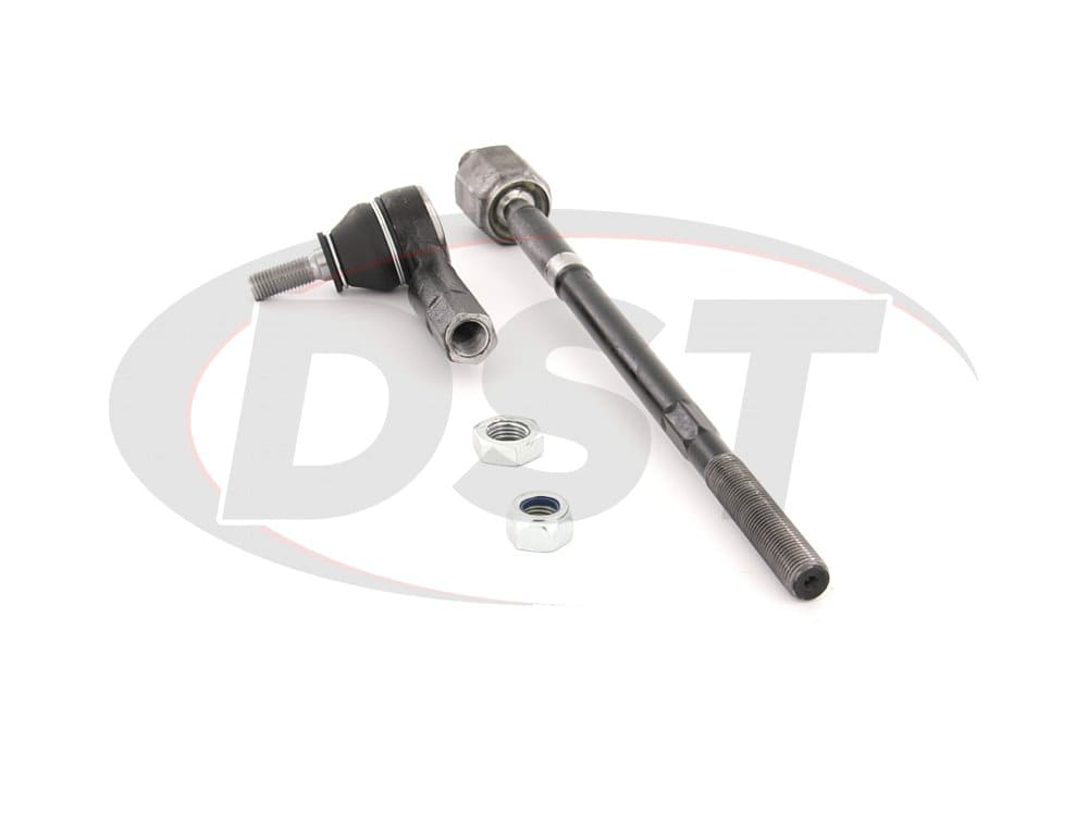 moog-es3709a Front Tie Rod End Assembly - Inner and Outer - Driver Side