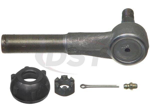 Ford F250 4WD 1972 Front Outer Tie Rod End - Passenger Side