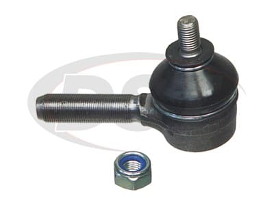Moog Front Outer Tie Rod Ends for 124, 850