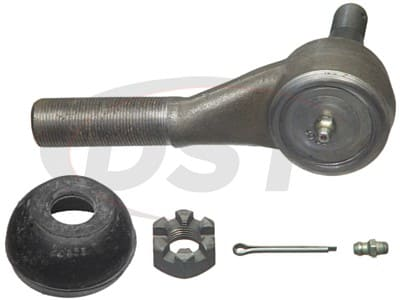Front Outer Tie Rod End - Heavy Duty