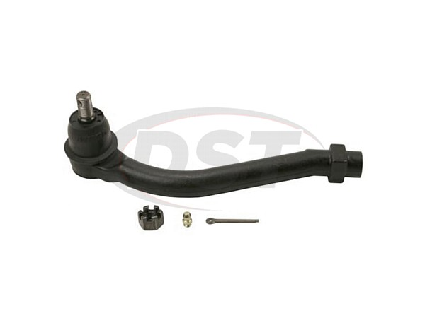 Moog-ES800055 Front Outer Tie Rod End - Passenger Side