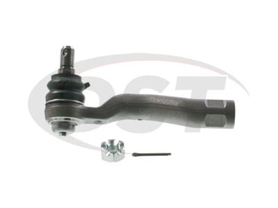 Moog Front Outer Tie Rod Ends for LX570, Land Cruiser