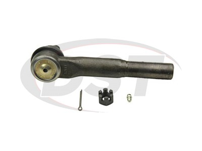 Front Driver Side Inner Tie Rod End - To Pitman Arm - 2nd design