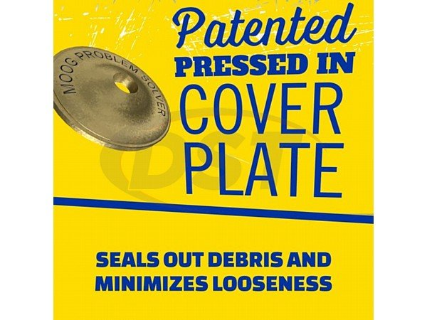 MOOG-ES800414 Outer Tie Rod End - Passenger Side