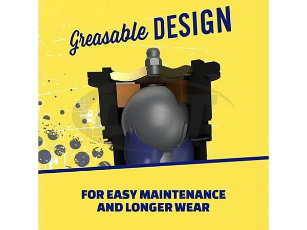 Moog-ES800483 Outer Tie Rod End