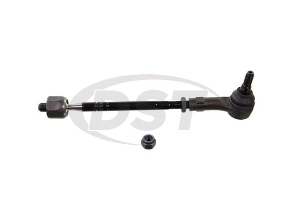 Front Tie Rod End Assembly - Inner and Outer - Driver Side