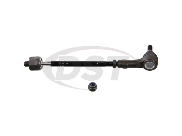 MOOG-ES800657A Front Tie Rod End Assembly - Inner and Outer - Driver Side