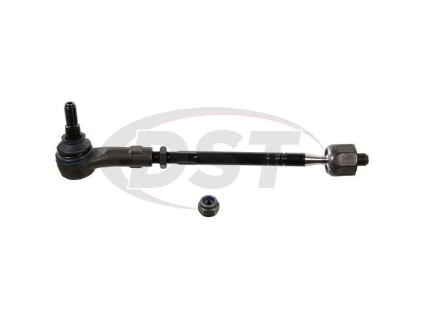 MOOG-ES800658A Front Tie Rod End Assembly - Inner and Outer - Passenger Side