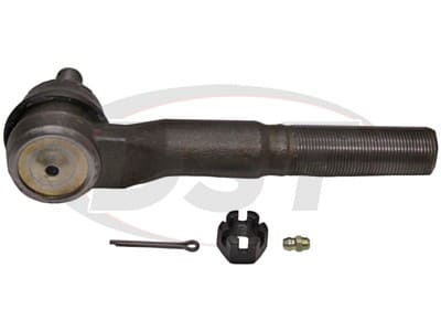 Front Inner Tie Rod End - At Pitman Arm