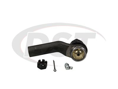 Moog Front Outer Tie Rod Ends for LR2, S60, S60 Cross Country, S80, V60, V60 Cross Country, V70, XC60, XC70