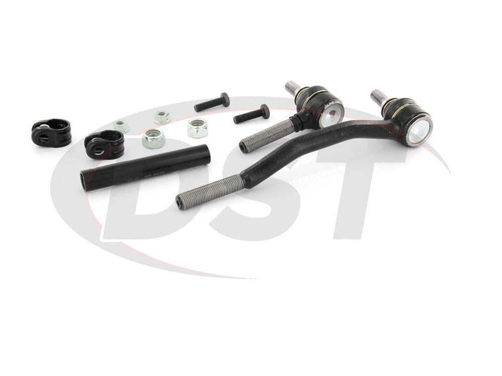 moog-es801115a Tie Rod End Assembly - Driver Side