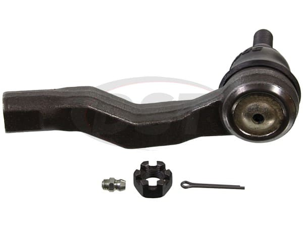 Moog-ES80578 Front Outer Tie Rod End - Passenger Side