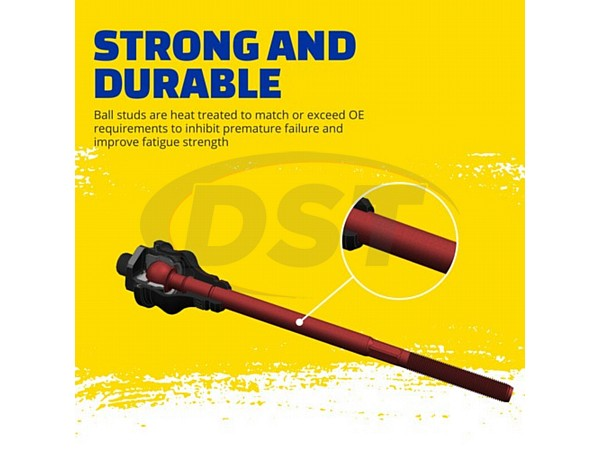 moog-ev800098 Inner Tie Rod End