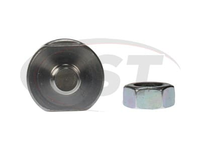 Moog Front Inner Tie Rod Ends for Prius