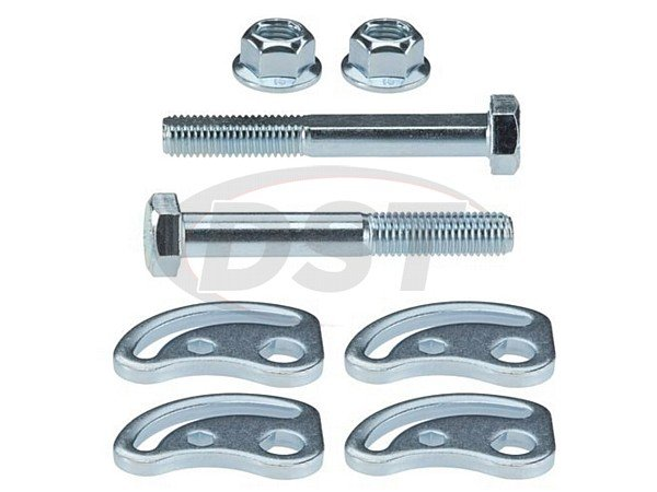 Moog-K100026 Front Cam Bolt Kit - +/- 1.5 Degree of Camber