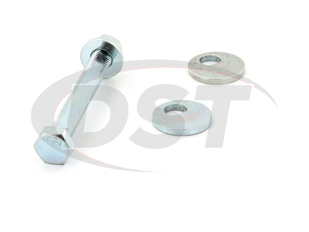 Front Lower Caster Camber Cam Bolt Kit
