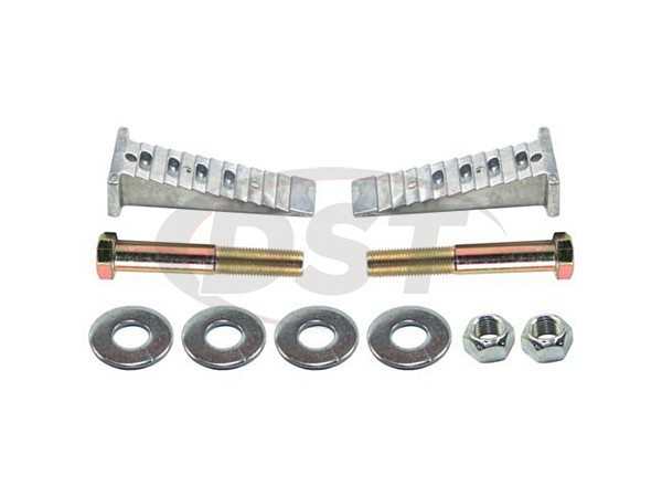 Front Lower Camber Wedge Kit