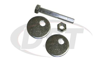 Rear Upper Cam Bolt Kit