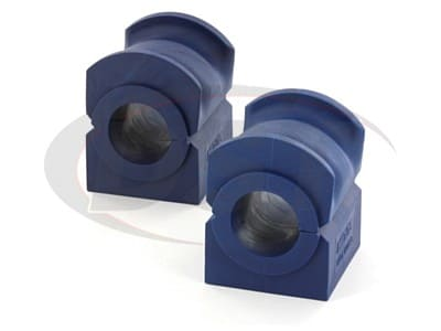 Front Sway Bar Bushings - 34mm (1.33 Inch)
