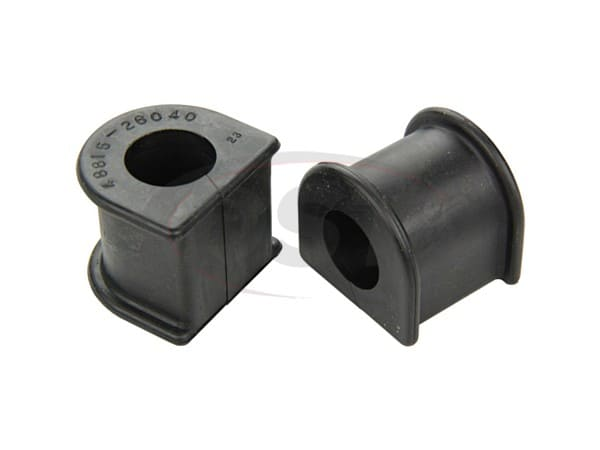 moog-k201053 Rear to Frame Sway Bar Bushing Kit - 23mm