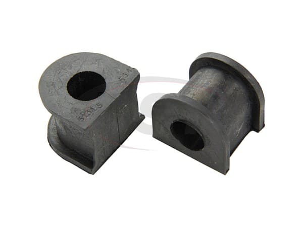 Honda Civic 1974 Front to Frame Sway Bar Bushing Kit - 13.71mm (.54in)