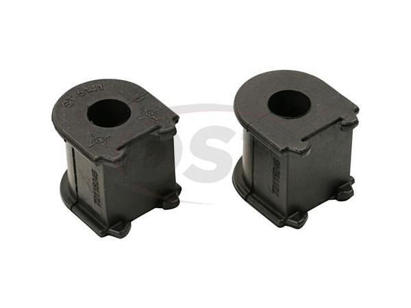 Suspension Stabilizer Bar Bushing Kit Front,Rear Moog K90526