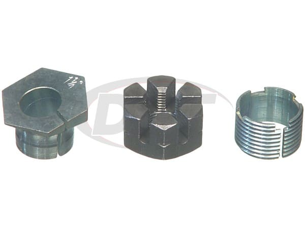 Front Caster Camber Bushing to 1-1/4 deg.