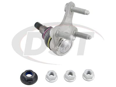 Moog Front Lower Ball Joints for A3, A3 Quattro, A3 Sportback e-tron, S3, CC, GTI, Passat, Passat CC