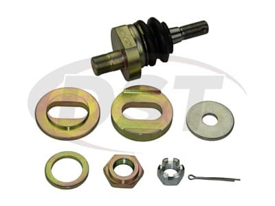 Moog Front Upper Ball Joints for GS300, GS350, GS430, GS450h, GS460, IS F, IS250, IS350