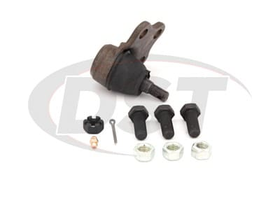 Moog Front Lower Ball Joints for Skyhawk, Skylark, Somerset, Somerset Regal, Cimarron, Beretta, Cavalier, Corsica, Achieva, Calais, Cutlass Calais, Firenza, Grand Am, J2000, J2000 Sunbird, Sunfire, Tempest