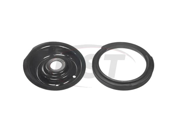 Front Coil Spring Seat with Isolator