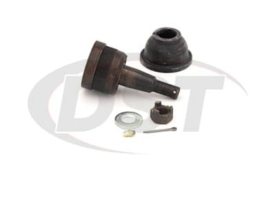 Moog Front Lower Ball Joints for C20, C20 Pickup, C20 Suburban, C30, C30 Pickup, G20 Van, G30, G30 Van, P20, P20 Van, P30, P30 Van, R20, R20 Suburban, R2500, R2500 Suburban, R30, R3500, C25, C25 Suburban, C25/C2500 Pickup, C25/C2500 Suburban, C35, C35/C3500 Pickup, G25/G2500 Van, G35, G35/G3500 Van, P25, P25/P2500 Van, P35, P35/P3500 Van, Savana 2500