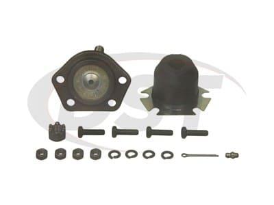 Moog Front Upper Ball Joints for Blazer, C10, C10 Pickup, C10 Suburban, G10, G10 Van, G20, G20 Van, K5 Blazer, P10, P10 Van, R10, R10 Suburban, R1500 Suburban, C15, C15 Suburban, C15/C1500 Pickup, C15/C1500 Suburban, G15, G15/G1500 Van, G25, G25/G2500 Van, Jimmy, P15, P15/P1500 Van